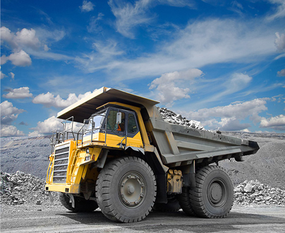 Construction and Mining Truck