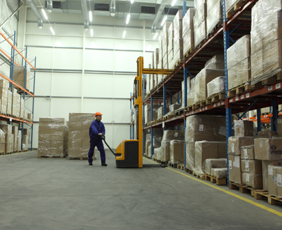 Manufacturing and Quality Warehouse